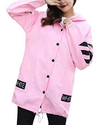 76920d08ca826 Amazon.com  Jofemuho Women Plus Size Fleece Casual Relaxed Fit Hoodie  Thicken Trench Coat Jacket  Clothing