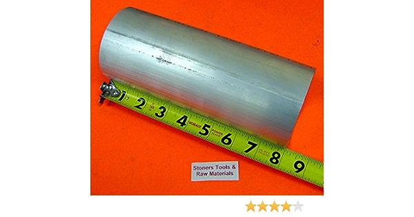 "2"" X 10/"" Aluminum Round Rod Solid 6061-T6 2.0"" Bar Stock"