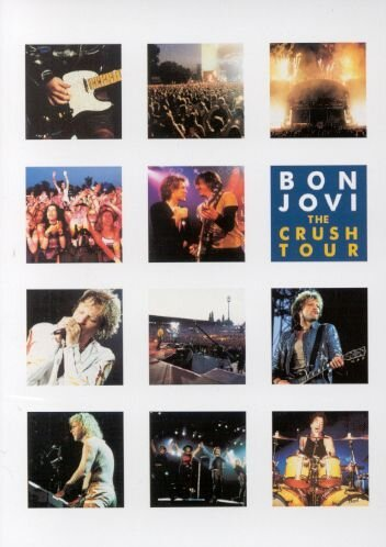 Island Bon Jovi The Crush Tour - DVD