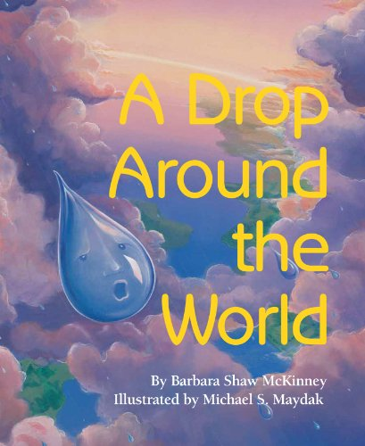 A Drop Around the World by [McKinney, Barbara Shaw]