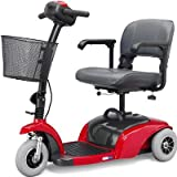Active Care Medical Spitfire 1310 Spitfire 1310 Mobility Scooter Color: Red