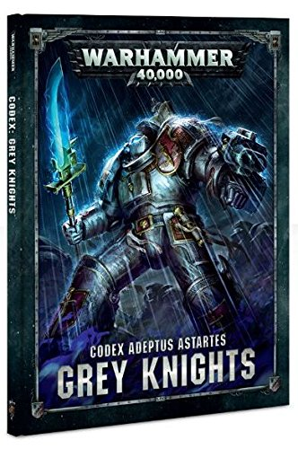 Top recommendation for warhammer grey knights codex