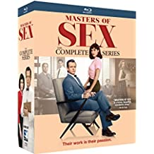 Masters of Sex - The Complete Series - BD