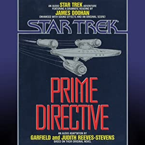 Star Trek: Prime Directive Audiobook