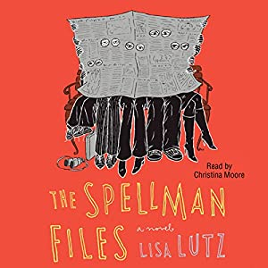 Spellman Files Audiobook