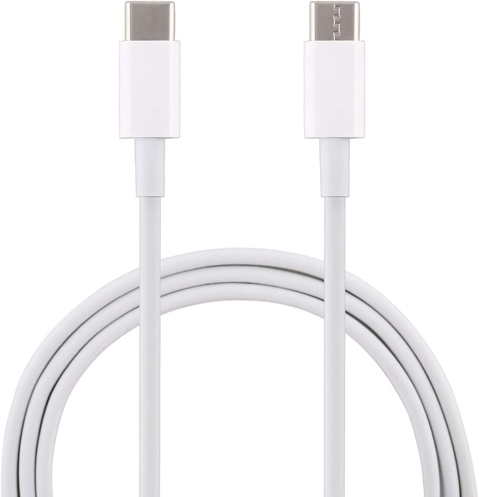 1m DDETAO Cable Length USB-C//Type-C Male to USB-C//Type-C Male PD Fast Charging Cable