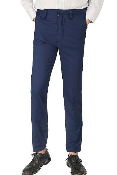 Hanayome Mens Classic Dark Blue Cheap Plus Size Gentleman Suit
