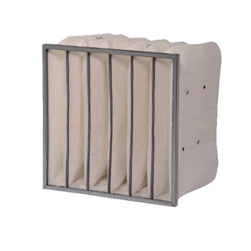 DELBAG Taschenfilter MultiSack K55, M5, Synthetik, Metallrahmen, 6 Einzeltaschen (592x592x600) FläktGroup Deutschland GmbH