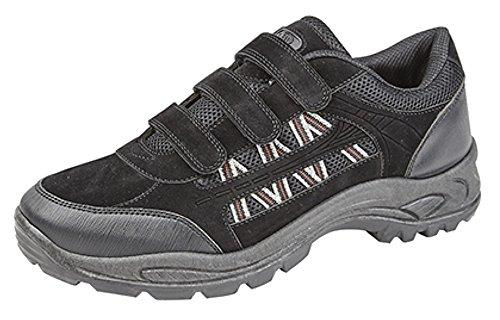 Shoe 6 fastening DEK amp; Triple touch UK Trek trail ASCEND zzq70xtO