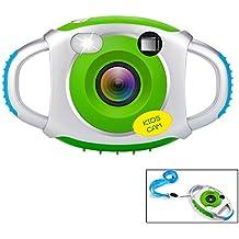 Camera for Kids 5MP Kids Camera 1.44 Inch Screen Frame Photo Digital Camera for Kids USB Compatible