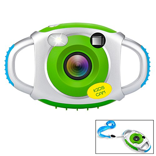 YISENCE Camera for Kids 5MP Kids Camera 1.44 Inch Screen Fra