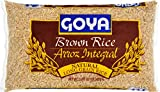Goya Foods Natural Long Grain Brown Rice, 2 Pound (Pack of 14)
