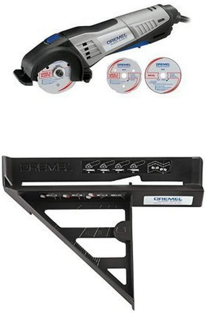 Dremel Saw-Max Tool Kit with Saw-Max SM840 Miter Cutting Guide