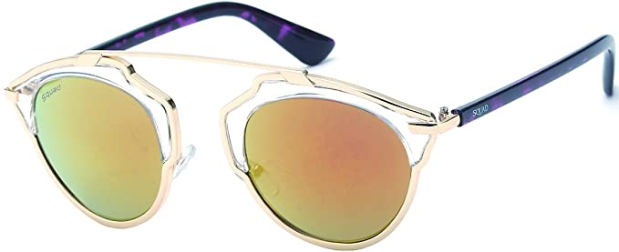 SQUAD - Gafas de sol AS11019 (C11): Amazon.es: Ropa y accesorios