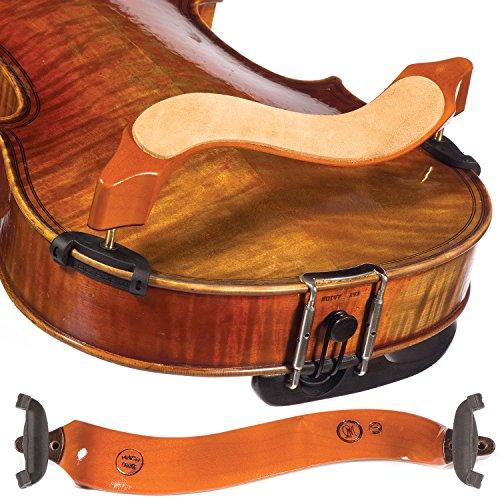 Mach One 15''-16'' Viola Maple Wood Shoulder Rest by Mach One
