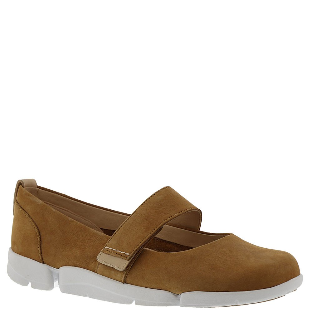 Ladies Clarks Tri Carrie Casual Flat Shoe