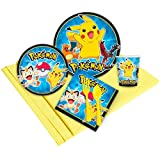 Pokemon Party Supplies - Party Pack for 24