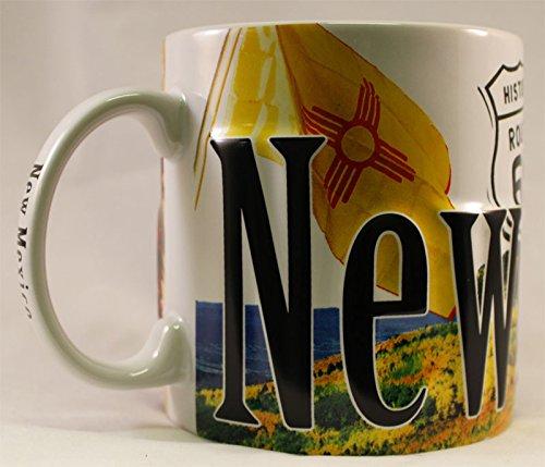 New Mexico - ONE 18 oz. Coffee Mug