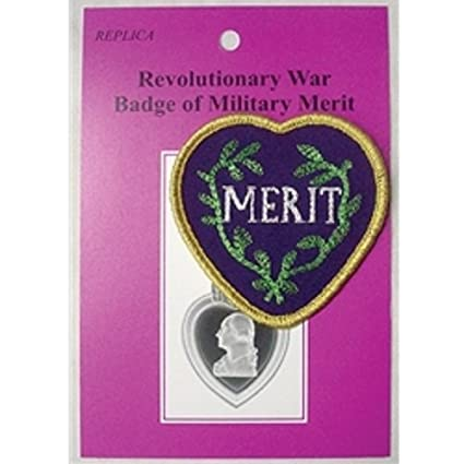 Amazon Revolutionary War Insignia Badge Of Military Merit