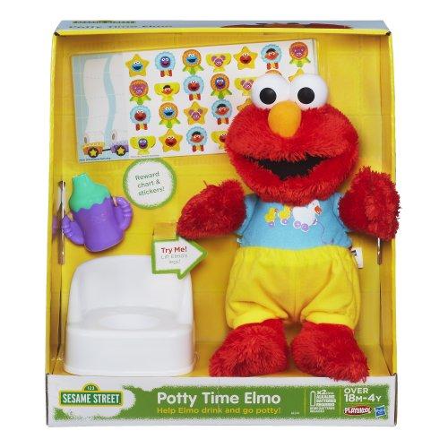 Sesame Street Playskool Potty Plush product image