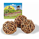JR-Farm Mr.Woodfield Mini Weiden-Spielball