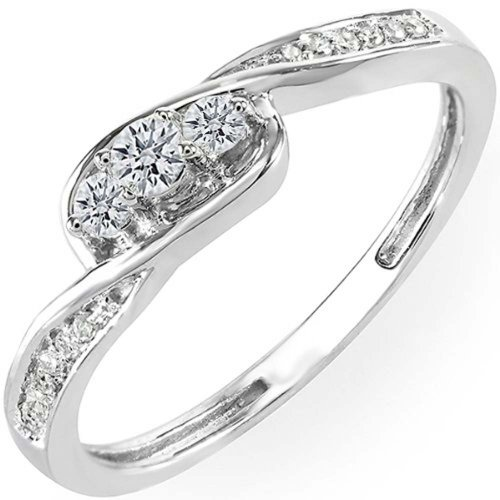 025-carat-ctw-10k-white-gold-round-diamond-ladies-3-stone-engagement-twisted-promise-bridal-ring-1-4