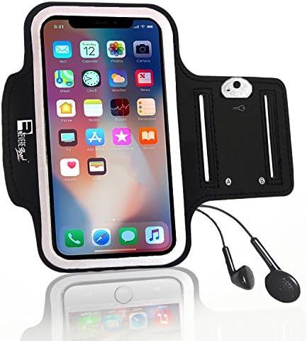 Joggen und Fitness Workout Armband Telefon Handyhalter Case f/ür Laufen RevereSport iPhone XR Sportarmband