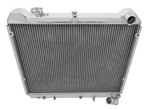 Champion Cooling, 3 Row All Aluminum Replacement Radiator for Mazda RX-7, (Mazda Rx 7 Spec)