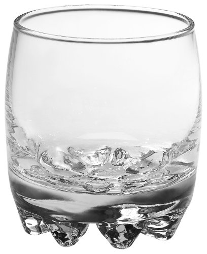 Bormioli Rocco Galassia Tumbler Juice Glasses, Set of 6