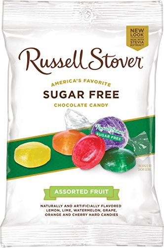 Russell Stover Sugar Free, 3 Ounce Peg Bags