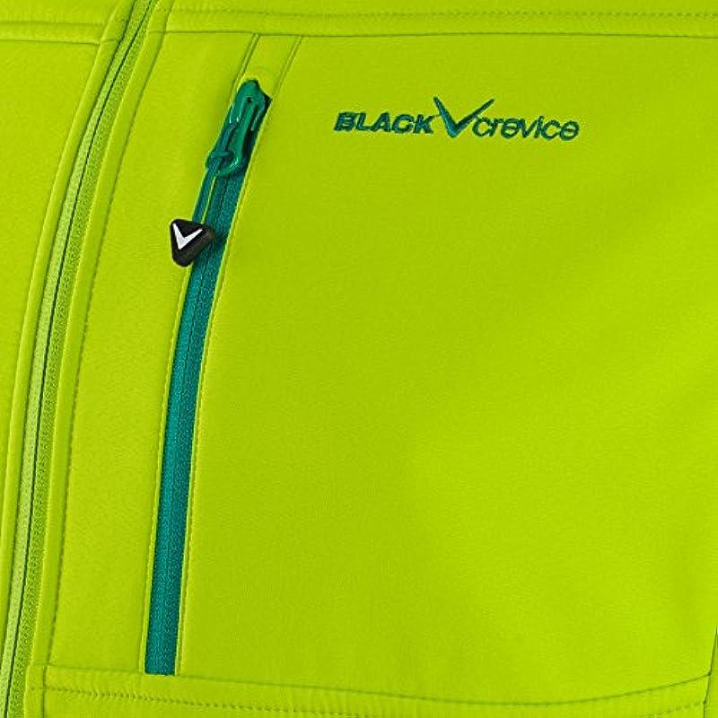 Black Crevice Męska kurtka softshellowa, BCR3620: Odzież