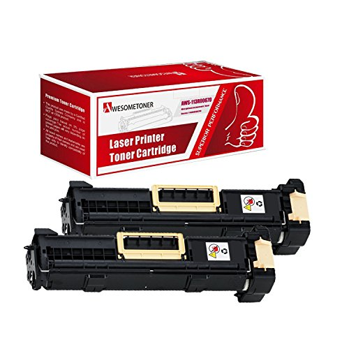 - Awesometoner Compatible 2 Pack 113R00670 Drum Cartridge For Xerox Phaser 5500 5550 High Yield 60,000 Pages