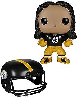 88444c71c7c Amazon.com  NFL  Steelers - Juju Smith-Schuster Pop! Vinyl  Toys   Games
