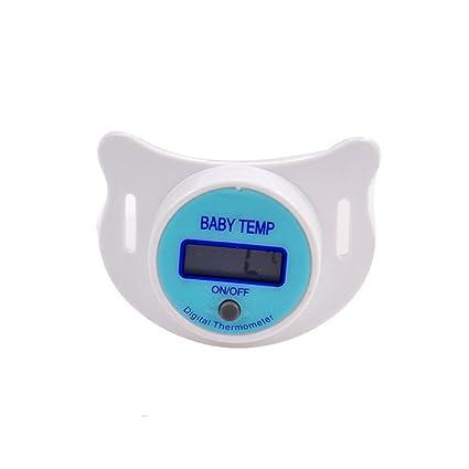 TermóMetro Bebã©,TermóMetro del Bebã© Chupete Temperatura del Pezã³n Temperatura Digital del LCD