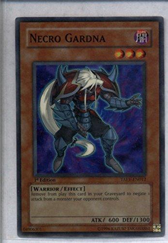 Necro Gardna Yugioh TAEV-EN012 Holo Foil Rare Yu-Gi-Oh NM-MT TCG CGG ()
