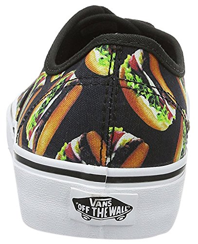 Hamburgers Vans Authentic Authentic Authentic Vans Hamburgers Black Hamburgers Black Vans Black HTg4xqv