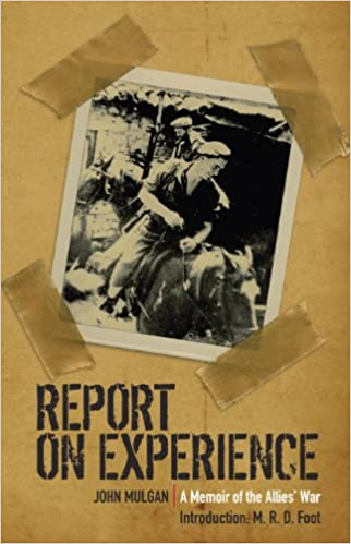 Report on Experience: A Memoir of the Allies' War