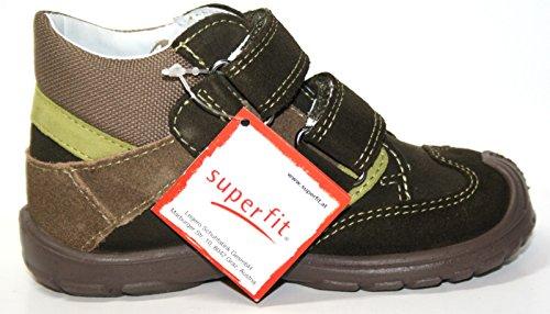 Superfit , {Chaussures premiers pas pour bébé (garçon)