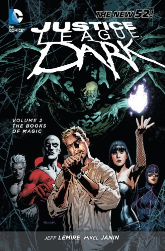 Justice League Dark 2011 Book Series
