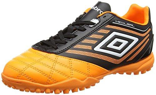 Umbro Herren Medusæ Club Tf Fußballschuhe Orange (Epy Orange Pop/White/Black)