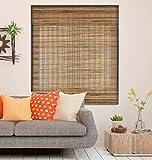 Calyx Interiors Bamboo Roman Window Blinds