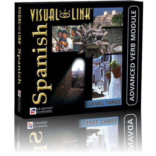 Visual Link Spanish Level 3 Verb Course Windows (Visual Link Spanish Level 1 compare prices)