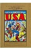 Marvel Masterworks: Golden Age USA Comics Volume 2