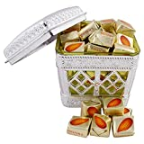 SFU E Com Almond Chocolate Gift Box Pack | Gift for Birthday , Anniversary, Rakhi, Diwali, Christmas, Her, Him |