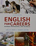 img - for English for Careers: Business, Professional and Technical & MyLab Writing Generic -- Valuepack Access Card Package book / textbook / text book