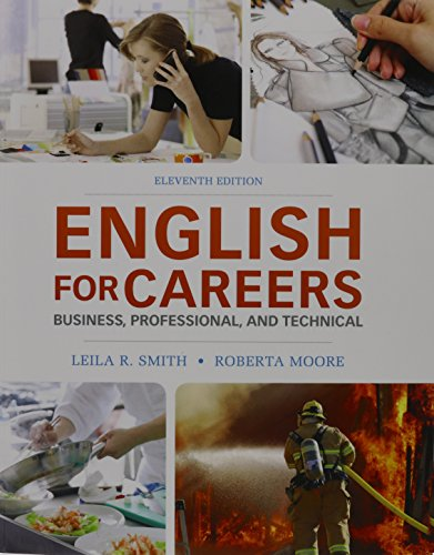 English For Careers W/Access