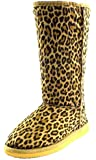 "Shoes 18 Womens Boots Mid Calf 12"" Australian Classic Tall Faux Sheepskin Fur 4 Colors"