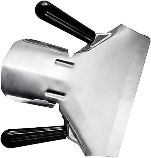 Pelle /à frites commerciale emballeur des frites en acier inoxydable