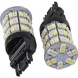 Eckler\'s Premier Quality Products 55-289728 Light Bulbs, , (60) SMD LEDs Hyper White / Amber