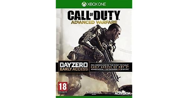 Call Of Duty: Advanced Warfare - Day Zero Edition [Importación Inglesa]: Amazon.es: Videojuegos